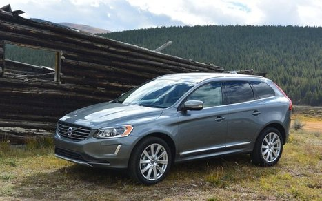 Volvo XC60 2017 : toujours dans le coup! | Volvo | Scoop.it
