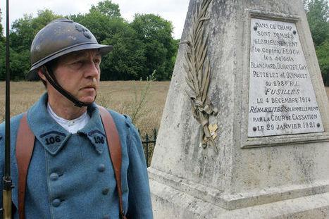 La réhabilitation des fusillés de 1914-1918 est entre les mains de François Hollande - Le Monde.fr | Nos Racines | Scoop.it