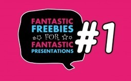 Fantastic Freebies: Your Ultimate Shortcut to Awesome Presentation Design | PPTPOP | PowerPoint design | Scoop.it