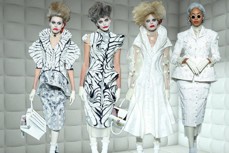 The Great and God Awful Trends of New York Fashion Week Spring ... | P.R.O.J.E.C.T  F.A.S.H.I.O.N | Scoop.it