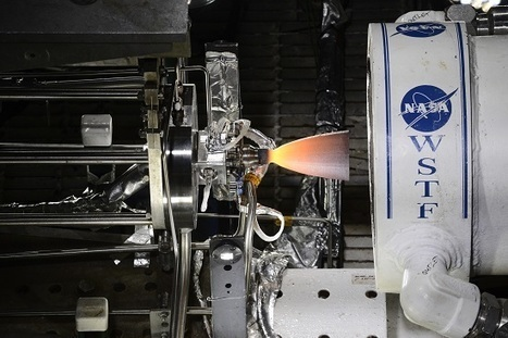 Aerojet Rocketdyne Tests Starliner Service Module Engines at Parabolic Arc | New Space | Scoop.it