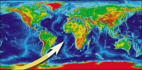 Plate Tectonics : Mid-Ocean Ridges | 8th Grade Earth Science | Scoop.it