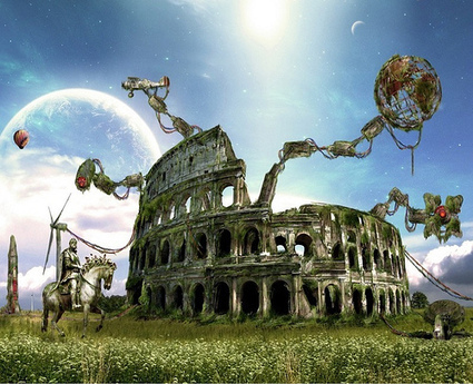 What is the difference between dystopia and utopia? ~ Strangemore | English | Scoop.it