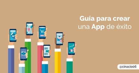 Cómo crear una app:Guía completa para diferentes tipos de apps | Mobile Technology | Scoop.it