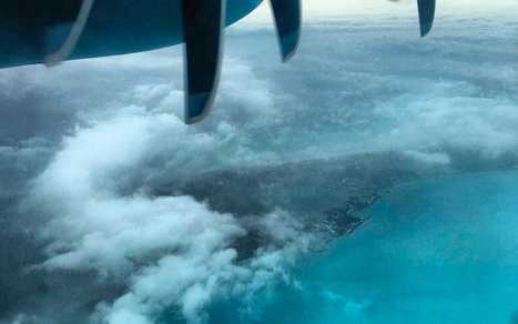 Powerful Hurricane #Nicole wreaks havoc on #Bermuda | Messenger for mother Earth | Scoop.it
