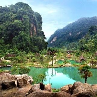 The Banjanaran Hotsprings Retreat in Ipho, Malaysia This 5… | My Google+ Journal | Scoop.it