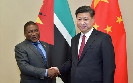 China Sees Mozambique As A 'Rough Diamond' Amidst Debt Crisis   Africa : Commodity Bridgehead to Asia   Scoop.it