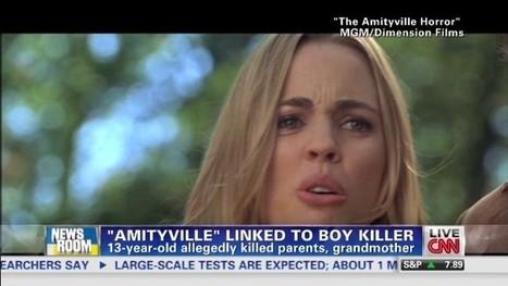 Boy inspired by Amityville killings, murders family | Gun Violence | Scoop.it