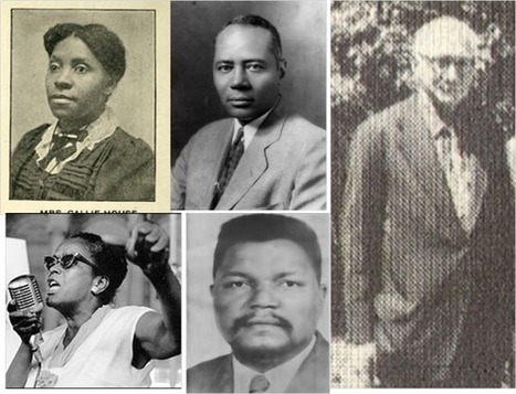 Five Important (But Overlooked) Figures in the Black Liberation Struggle | Culturally Teaching | Scoop.it