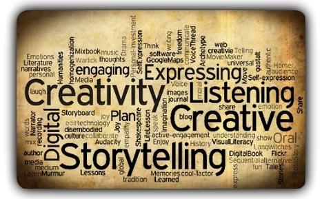 21st Century StoryKeepers: Digital Storytelling Resources | Edtech PK-12 | Scoop.it