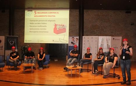 El movimiento #sherpas20 contra el aislamiento digital llega a las II Jornadas de eSalud de Asturias | eSalud Social Media | Scoop.it