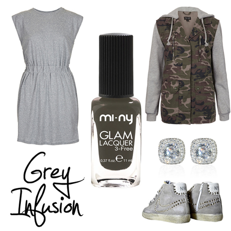 GREY INFUSION | TAFT: Trends And Fashion Timeline | Scoop.it