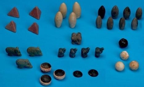 Descubren un juego de mesa de 5000 años de antigüedad   ajedrez   Scoop.it