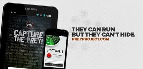 Prey Anti-Theft - Applications Android sur GooglePlay   Android Apps   Scoop.it