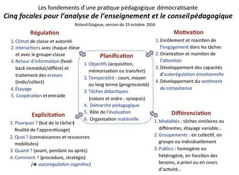Roland Goigoux : quels savoirs utiles aux formateurs ? | pédagogie et numérique | Scoop.it