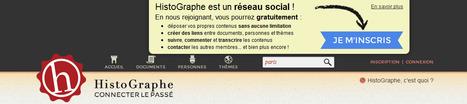 HistoGraphe.com : connecter le passé | Nouvelles des TICE | Scoop.it