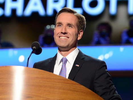 A New Charity Will Honor Beau Biden's Work for Abused Children - People Magazine | Making a difference | Scoop.it
