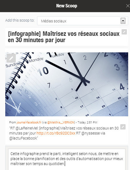 Scoop.it: Comment augmenter votre visibilité en un tour de main!   Scoop.it on the Web (FR)   Scoop.it