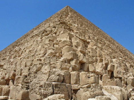 The Archaeology News Network: Egyptians moved pyramid stones over wet sand | The Related Researches & News of Dr John Ward | Scoop.it