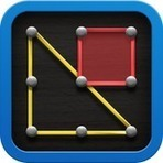 Free Geoboard app for iphone or ipad | iGeneration - 21st Century Education | Scoop.it