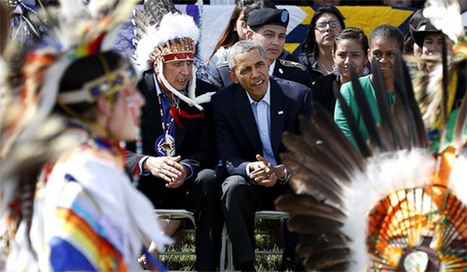 Obama Announces Initiative for Native American Youth - Breaking news around the world | The Youth Years | Scoop.it
