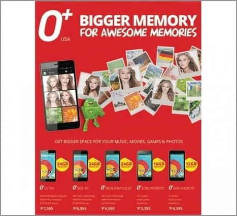 O+ USA announces Alpha Plus 2.0 and bigger storage for smartphones | NoypiGeeks | Philippines' Technology News, Reviews, and How to's | Gadget Reviews | Scoop.it