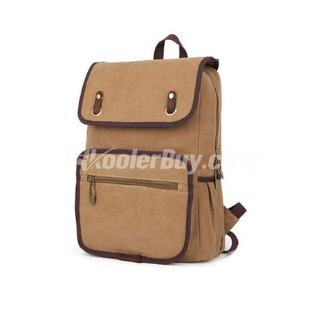 Discount Koolertron Unique Vintage Preppy style Unisex Casual Fashion School Travel Backpack Bags With Laptop Lining | Koolertron Canvas Bag | Scoop.it