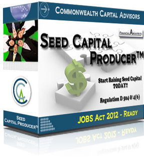 Seed Capital Producer | Startups | Scoop.it
