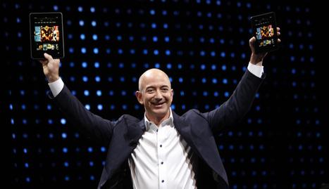 Jeff Bezos vient de vendre 757 M$ d'actions Amazon ce qui monte à 1,4 Md$ ses ventes depuis janvier | Donnez du Sens à vos commerces ! | Scoop.it