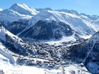 PlanetSKI | News | Which is the most popular ski resort with the Brits | Ski-ing in France | Scoop.it