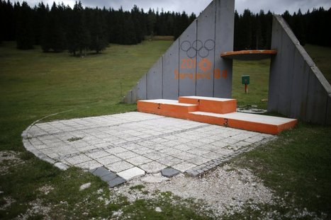 Haunting Photos of the Abandoned 1984 Winter Olympics Facilities | Geography | Scoop.it