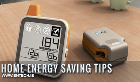The Latest Energy Saving Devices that Save you Energy & therefore Money | Home Energy Saving Tips | Scoop.it