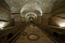 Ancient tunnels in Rome, mithraic temple reopen to the public ~ Roman News and Archeology | Ancient cities | Scoop.it