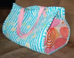 kathis kreativsammlung strandtasche zum selber. Black Bedroom Furniture Sets. Home Design Ideas