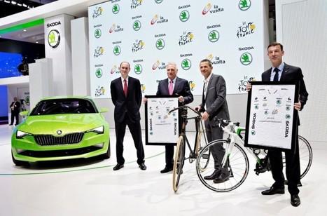 Skoda confirme son engagement dans le cyclisme ! | Marketing Sportif | Scoop.it