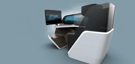 TOM, Travel On Move – Thales révolutionne les sièges d'avion   Travel Industry   Scoop.it