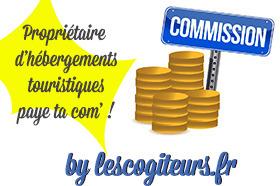 Paye ta Com' ou l'évolution des annuaires du tourisme - LesCoGîteurs | Hébergement touristique en France | Scoop.it