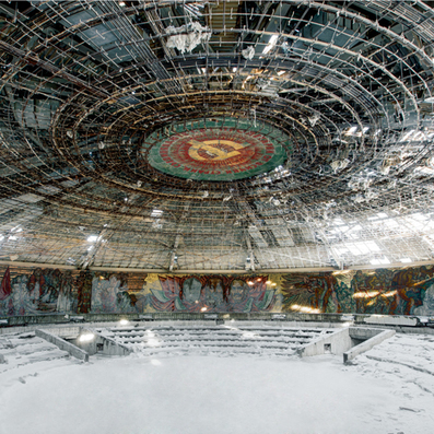 Abandoned Soviet architecture photographed by Rebecca Litchfield | What's new in Visual Communication? | Scoop.it