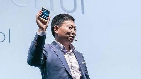 IFA 2015 - Huawei Mate S, el primer «smartphone» con pantalla «Force Touch»   Vero Ponce   Scoop.it