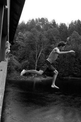 The Art of Non-Conformity » A Short Note on Bridge Jumping | Motivating and Inspiring Women for success | Scoop.it