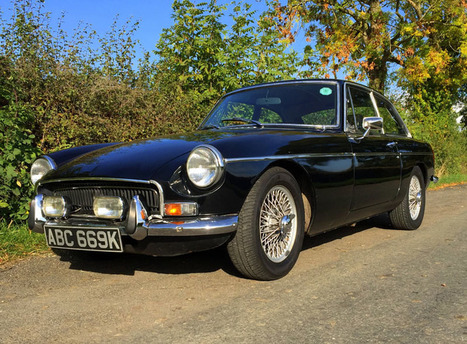 Hire classic cars from Picture Perfect Holidays, Malvern, Worcestershire | Holiday cottages | Scoop.it