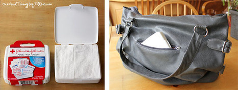 Make Your Own Swipes {Sanitizing Wipes}!   One Good Thing by Jillee   Aromatherapy plus   Scoop.it