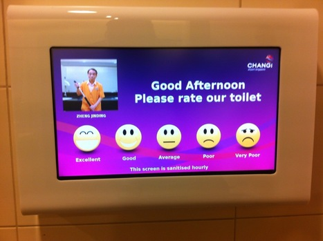 What's up with da toilets: how to reach customer satisfaction? | Feedback analysis | Scoop.it