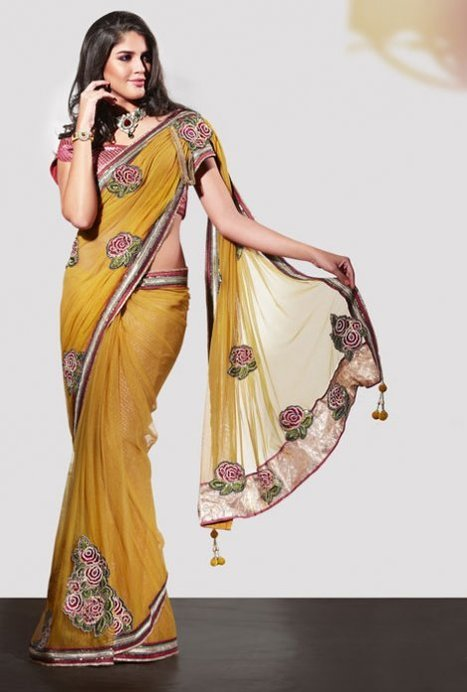 Net Sarees are the Apt Apparels for a Modern Woman | Indian Sarees Online | Scoop.it