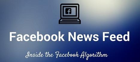 Facebook : L'algorithme du News Feed décrypté pour vous - #Arobasenet | Social Media et curation | Scoop.it