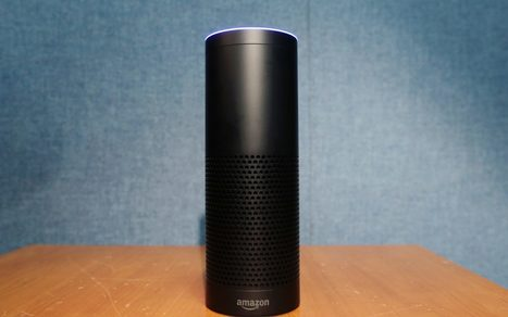 Amazon to launch Echo voice-activated personal assistant speakers in the UK | Home Automation | Scoop.it