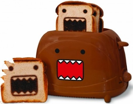 Domo Toaster | Gadgets and Gadgets | Scoop.it