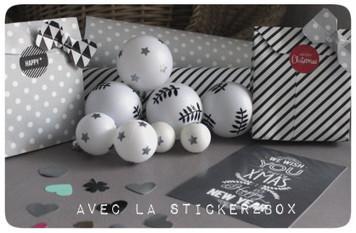Avec des stickers... | décoration & déco | Scoop.it