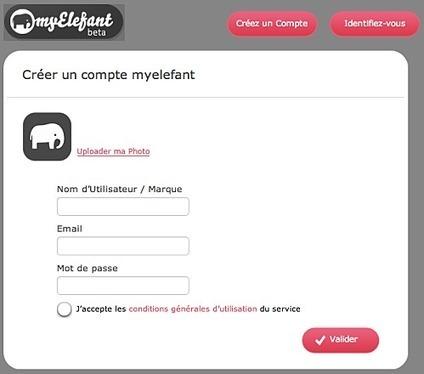 MyElefant : Créez votre page web mobile avec son QRcode | QRart | Scoop.it