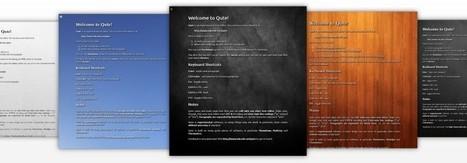 Procesadores de texto alternativos que mejoran tu forma de escribir   Office a full   Scoop.it